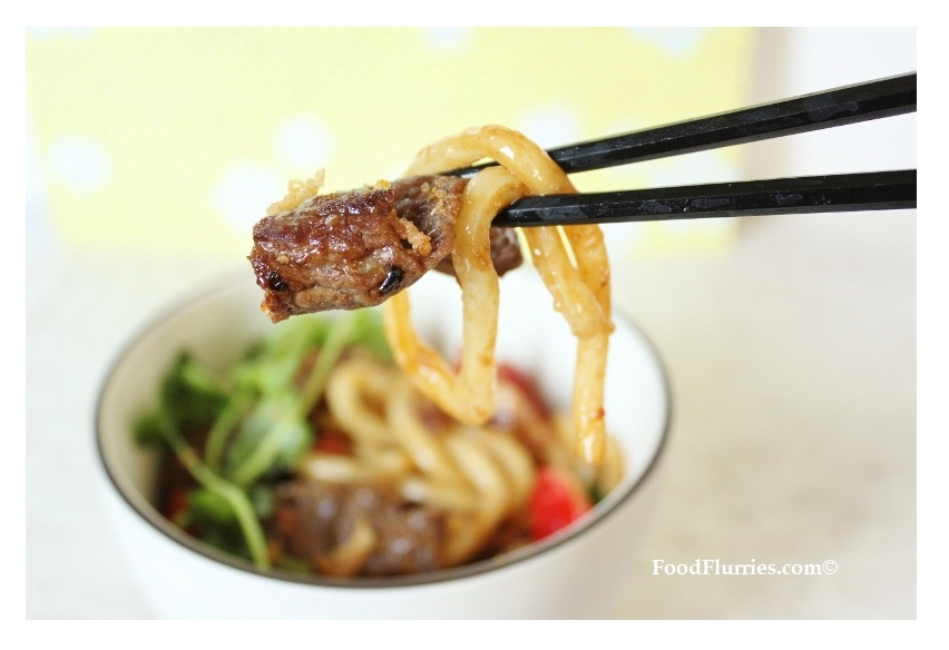 Beef Udon5