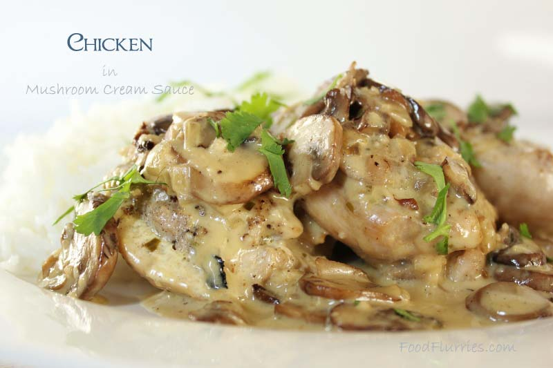Mushroom Chicken Recipes — Dishmaps