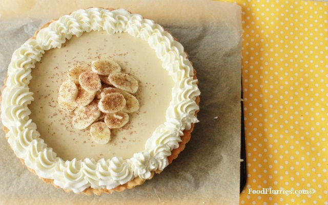 Banana Custard Cream Pie5