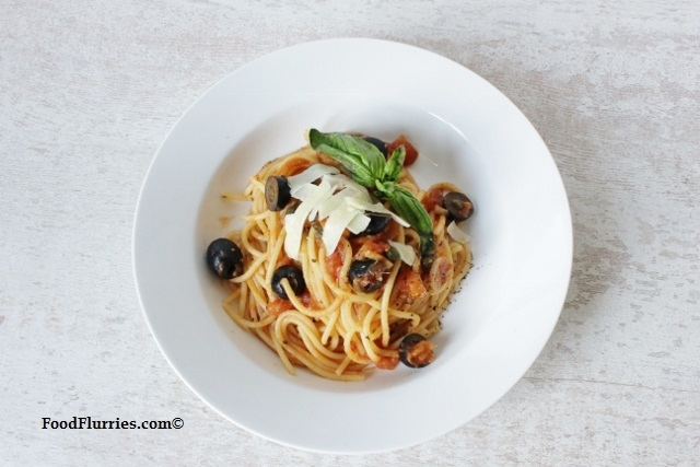 Pasta Puttanesca4