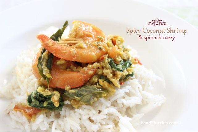 Spiced Coconut Spinach Recipes — Dishmaps