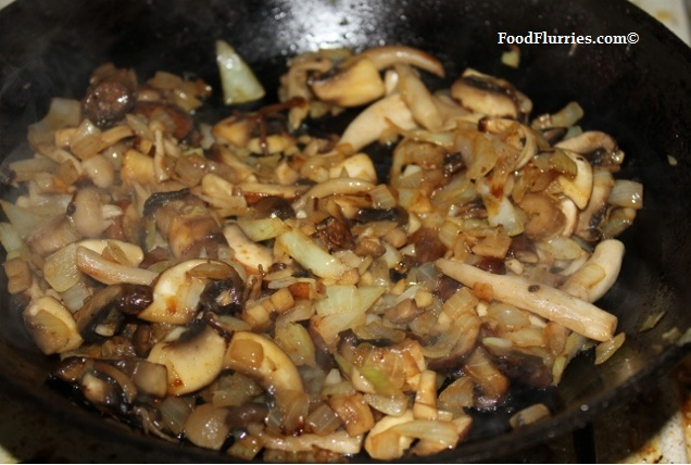 Mushroom Medley Risotto5