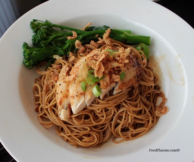 Soy Sauce Chicken Noodles (640x537)