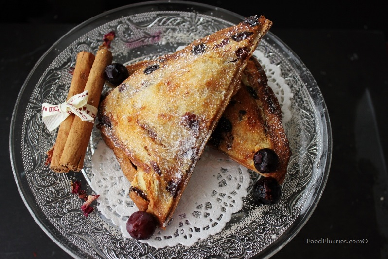 Blueberry Cream Cheese Toasties6