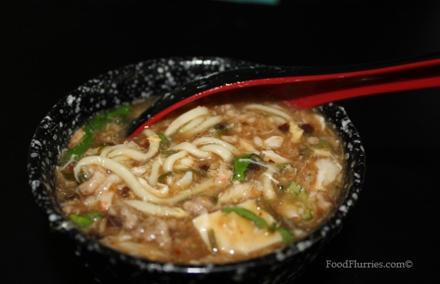 Hot & Sour Chinese soup6