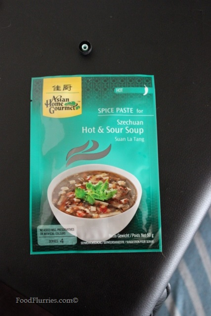 Hot & Sour Chinese soup7