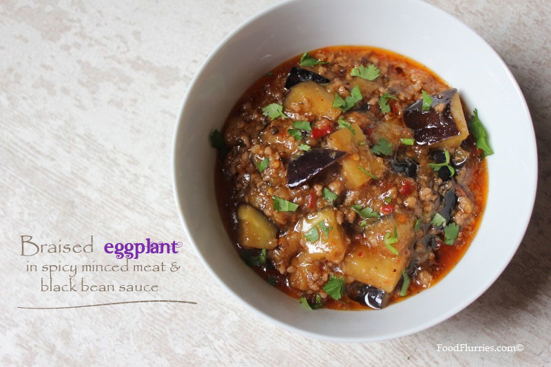 Spicy Eggplant & Mince Pork3 copy