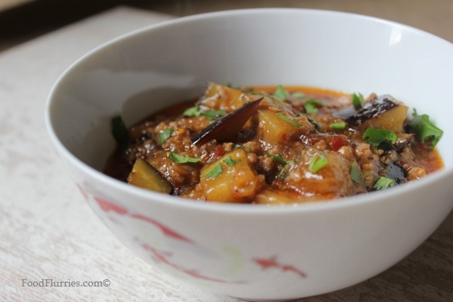 Spicy Eggplant & Mince Pork4