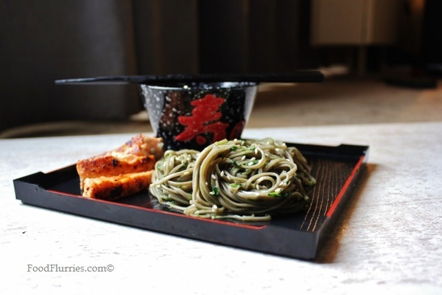 Spinach Soba & Salmon5