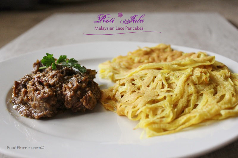 Roti Jala with Beef Rendang copy