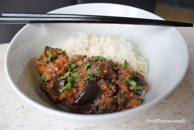 Spicy Eggplant & Mince Pork9