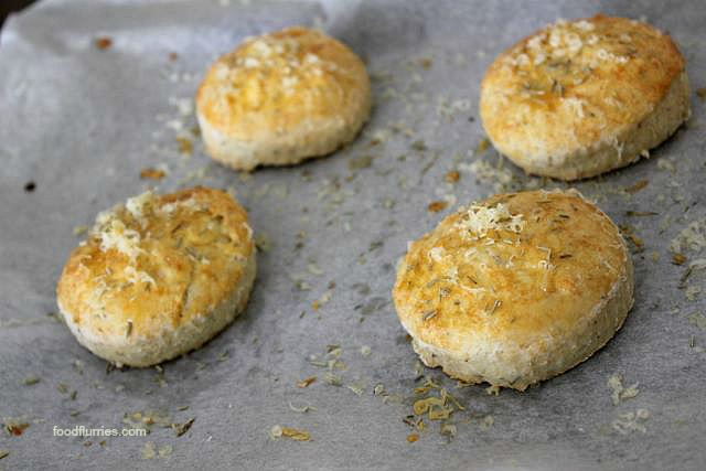 Savoury Herb and Cheese Scones1