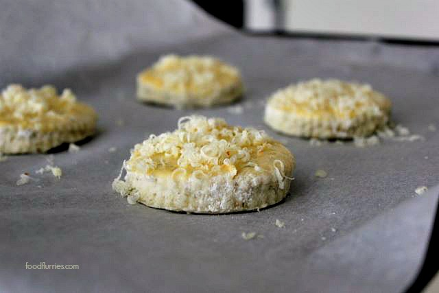 Savoury Herb and Cheese Scones2