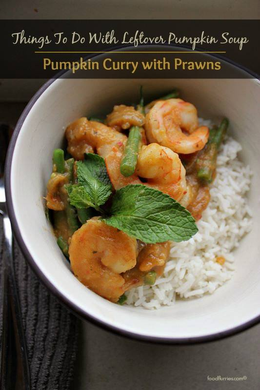 Pumpkin Curry with Prawns » Food Flurries...