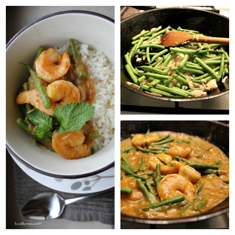 Pumpkin Curry with Prawns5