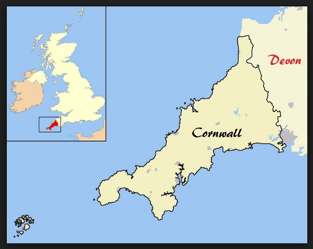 Cornwall map (640x511)