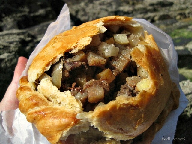 England_Cornish Pastie