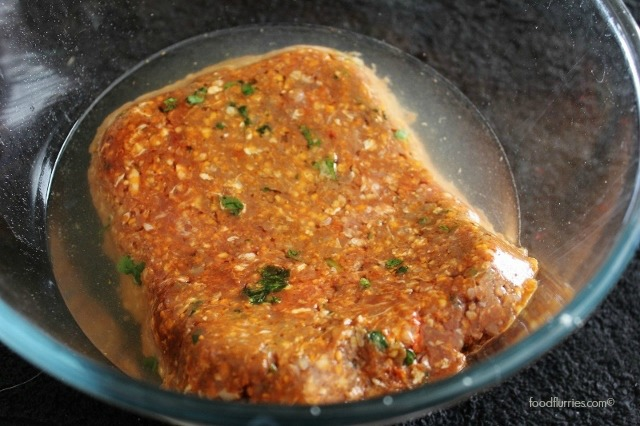 Kheema Mater Preparation