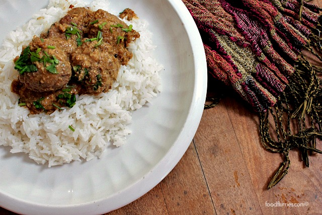 Lamb Kofta Curry_Rice1