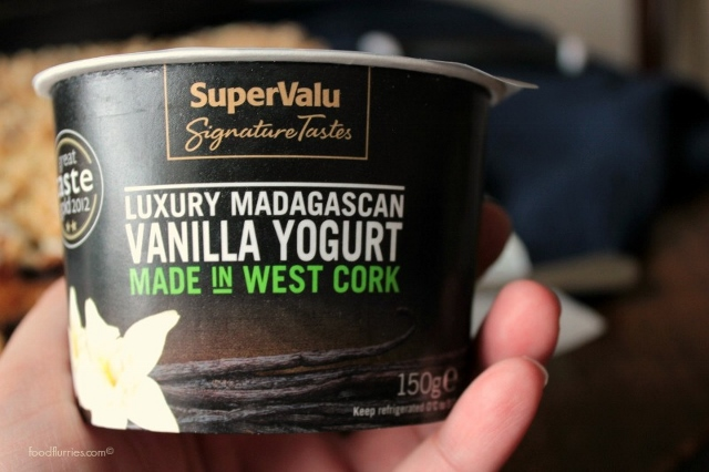 Lemon Blueberry _ Vanilla Yoghurt Supervalue